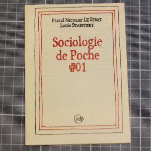 Sociologie de Poche #01 Couverture