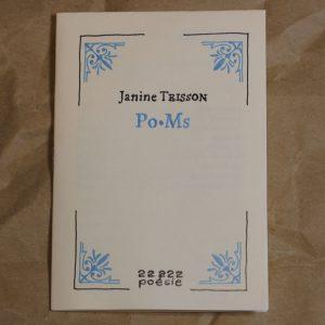 Po-Ms Janine Teisson