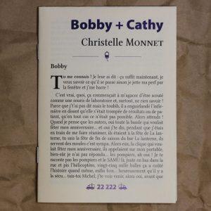 Bobby + Cathy de Christelle Monnet
