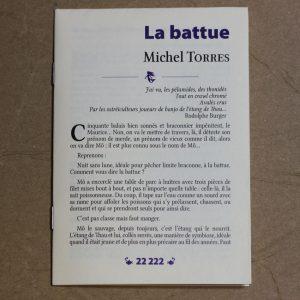 La Battue Michel Torres