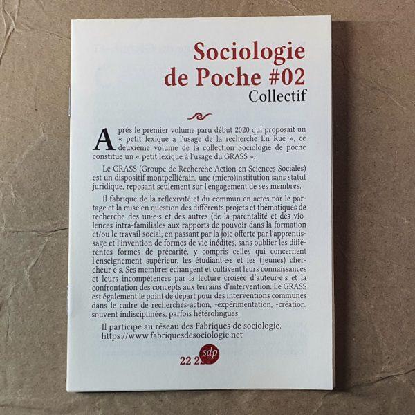 Sociologie de Poche #02